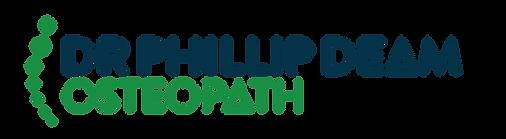 Phillip Deam Osteopath Logo