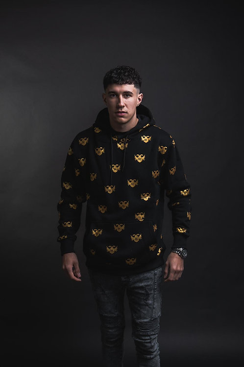 JC CRESTED HOODIE