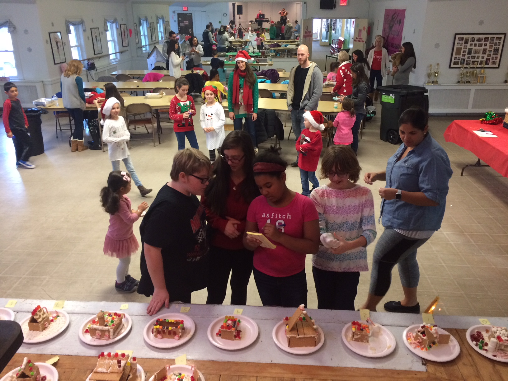 gingerbread bash 2017 2