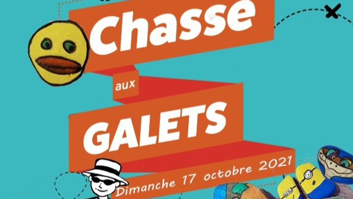 Chasse aux galets