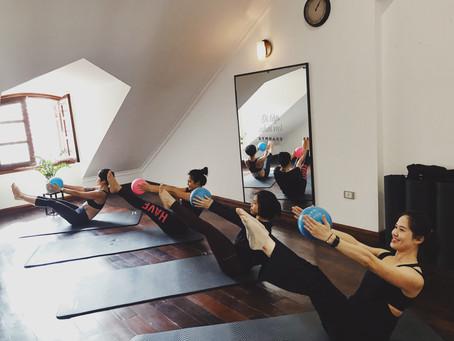 Pilates là gì?