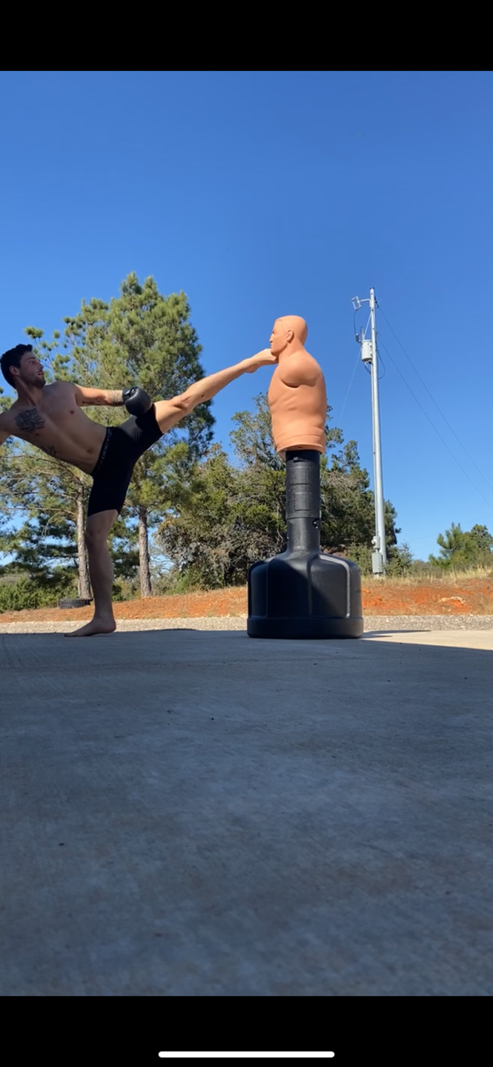 MMA boot camp