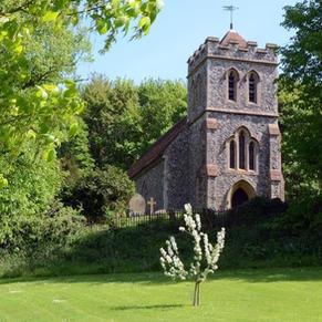 St Peters Bekesourne- J.Newell