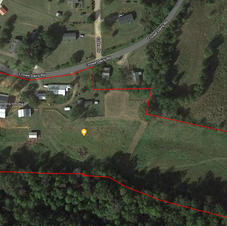 Google Map of 13+ Acres