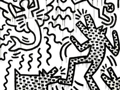 Keith Haring: Party of life Bologna