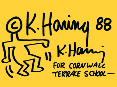 Keith Haring: Party of life Palermo