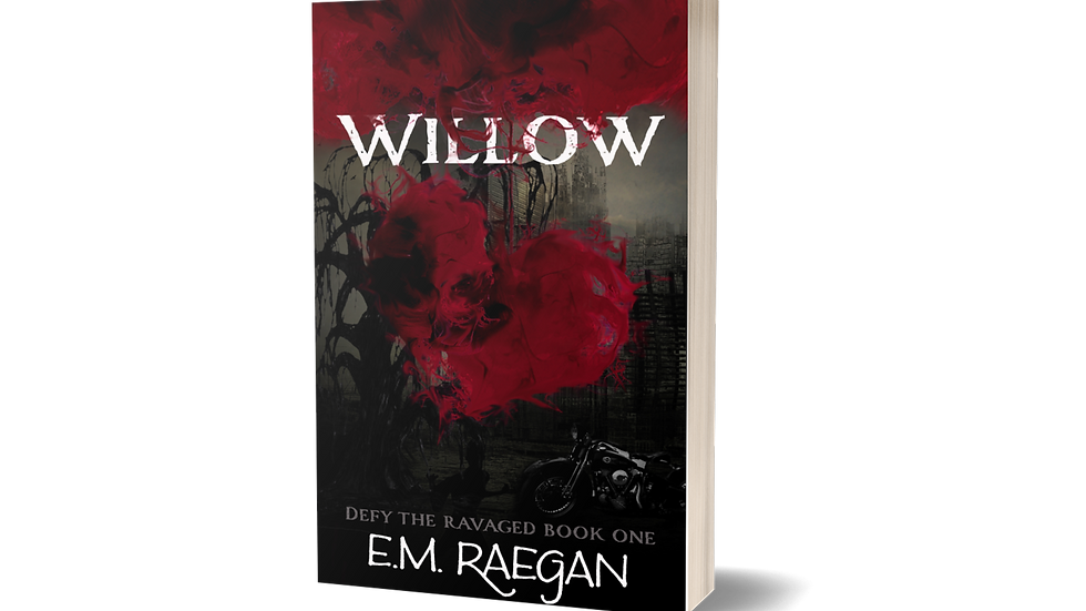 "SIGNED PAPERBACK ""WILLOW"""