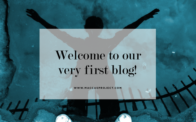 Our very first blog post!