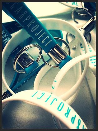 Maccas Wristband/ Keyring