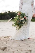 South Coast Beach Wedding