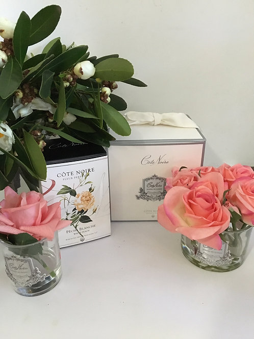 Cote Noire Rose Diffuser Peach from $35
