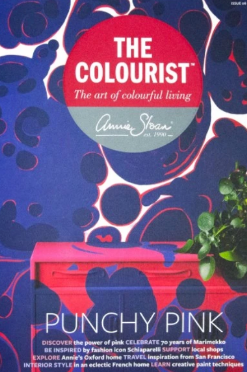 The Colourist Issue 6
