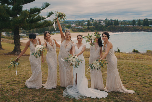 Kiama Beachside Wedding