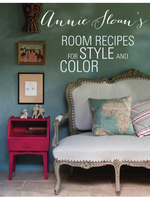 Room Recipies for Style & Colour