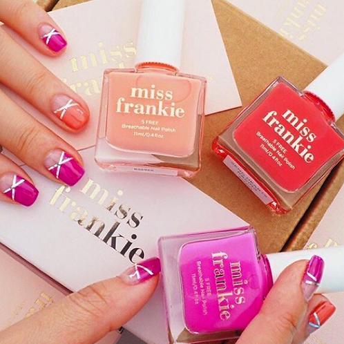 Miss Frankie Vegan Nail Polish