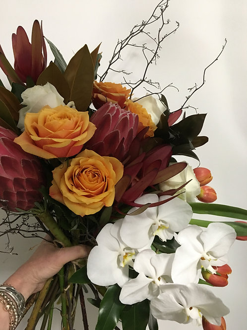 Bianca Luxe Tropical Bouquet from $150