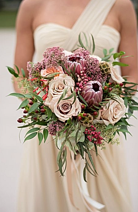 Native Wedding Flowers | www.thewildflowerstudio.com.au/Florist Kiama