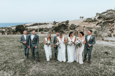 Kiama Coastal Wedding