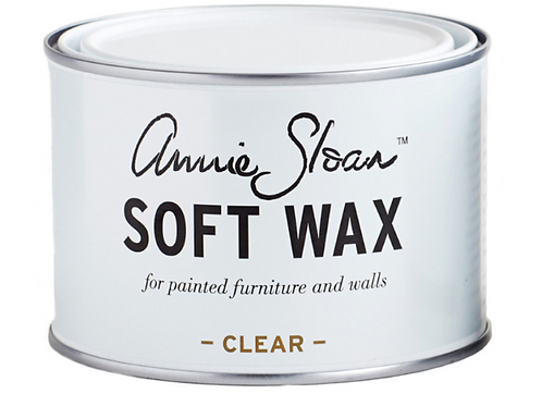 Annie Sloan Soft Wax Clear from $15