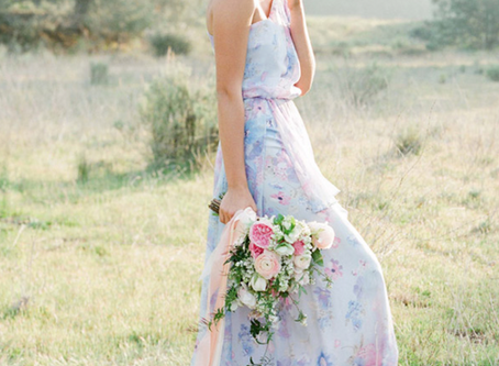 Floral Wedding Dresses