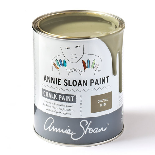 Annie Sloan Chalk Paint Chateau Grey from $17