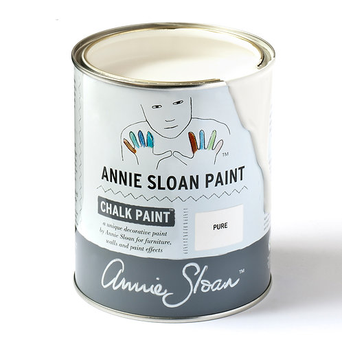 Annie Sloan Chalk Paint Pure White from $17