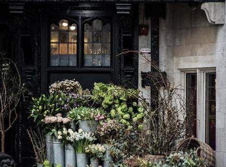 Flower Shop Inspiration