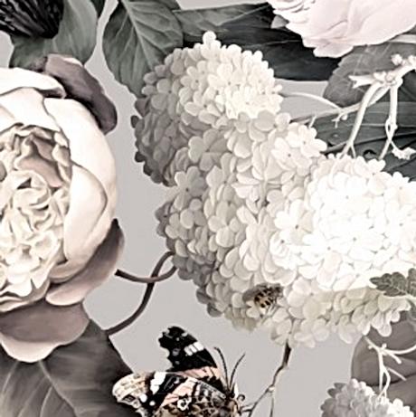 Ellie Cashman Floral Wallpaper Wwwthewildflowerstudiocomau