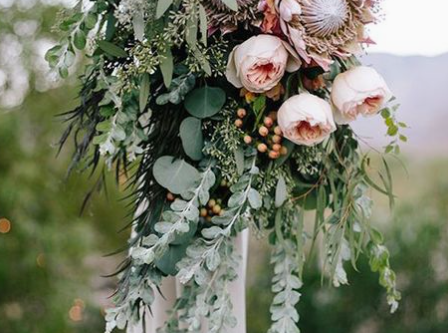 Native Wedding Flowers