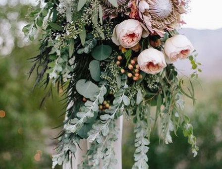 Native Wedding Flowers