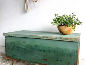 Going Green with Annie Sloan Chalk Paint™