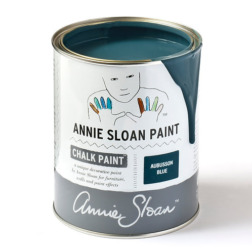 Annie Sloan Chalk Paint Aubusson Blue from $17