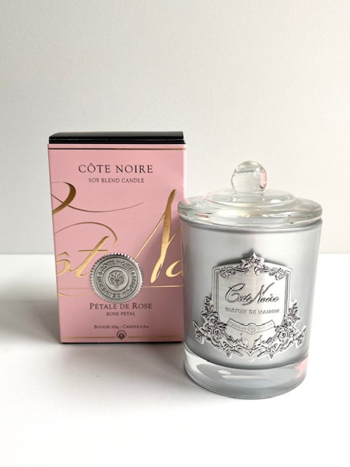 Cote Noire 'Petale de Rose' Candles from $30