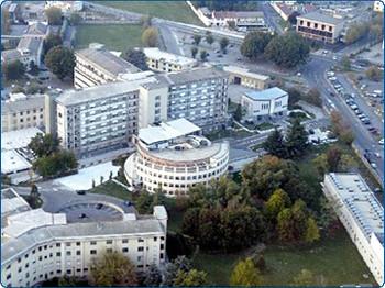 Ospedale Maggiore di Crema, sede dell'UOCP