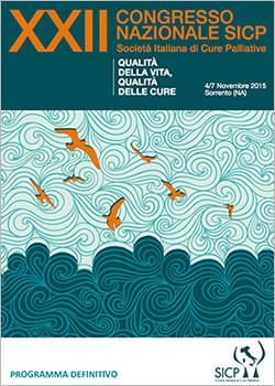 22° Congresso Nazionale SICP(Società Italiana di Cure Palliative)