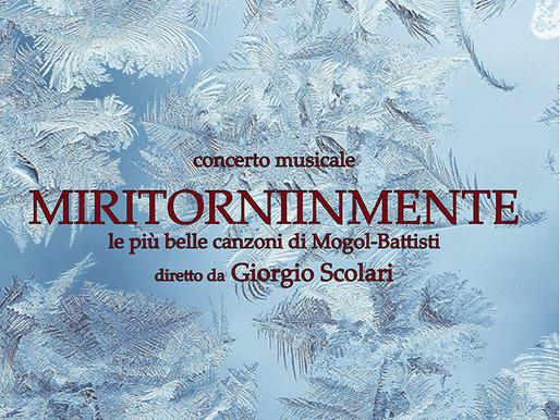"""Concerto musicale """"Miritorniinmente"""" Presso Filanda di Soncino"""