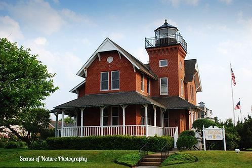Lighthouse - Sea Girt, NJ