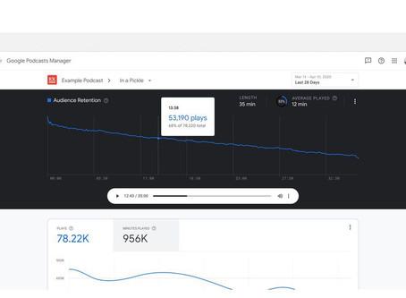 """Google prépare l'outil """"Podcasts Manager"""" pour rattraper Apple et Spotify"""