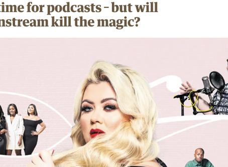 Le mainstream va-t-il tuer le podcast?