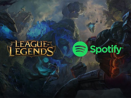 Spotify lance un podcast League of Legends