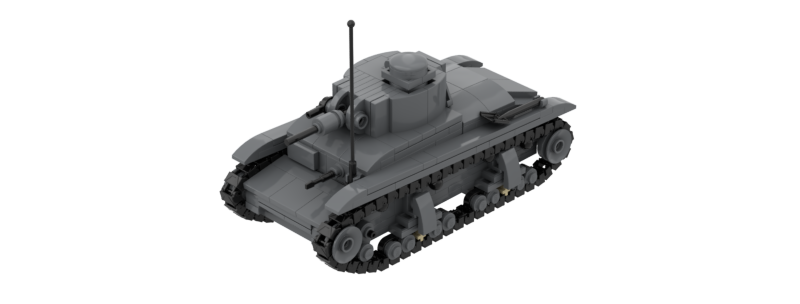 Panzer 35t Instructions