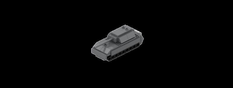 """Battin' Bricks Panzerkampfwagen VIII """"Maus"""" Instructions"""