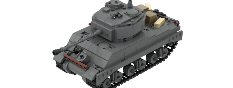 M4A2 (76)W Instructions
