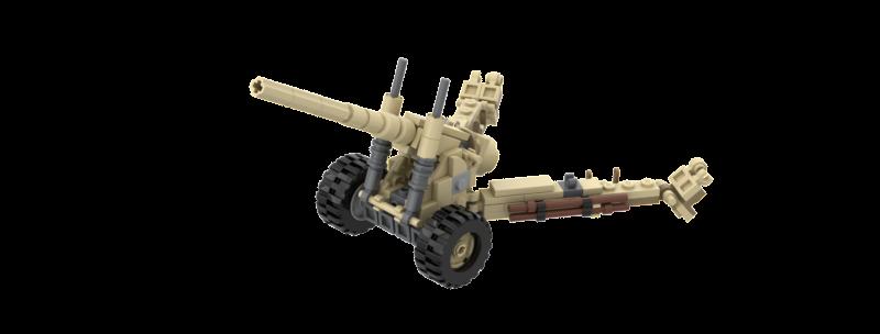 BL 5.5 inch medium field artillery Instructions