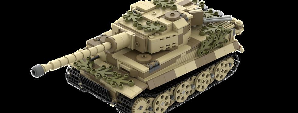 """Sd.Kfz 181""""Tiger I"""" instructions"""