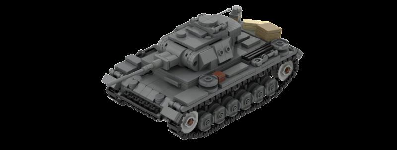 Panzer III J1 Instructions