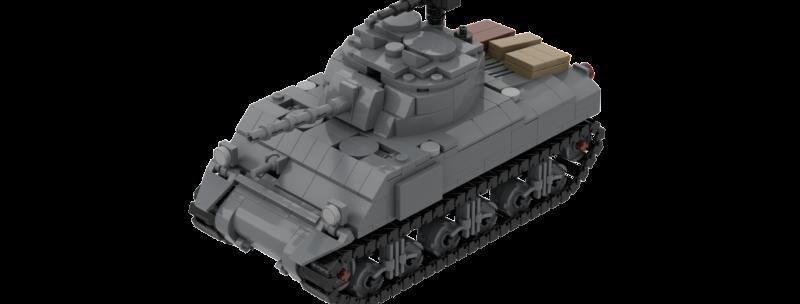 M4A3 Sherman Instructions