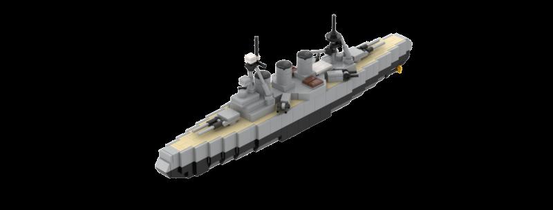 Warships Georgios Averof Cruiser Instructions