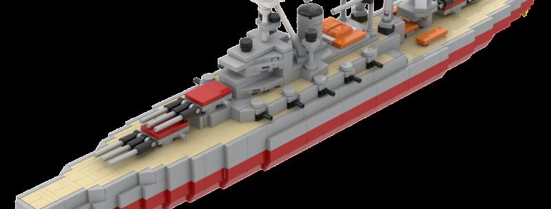USS Arizona Instructions