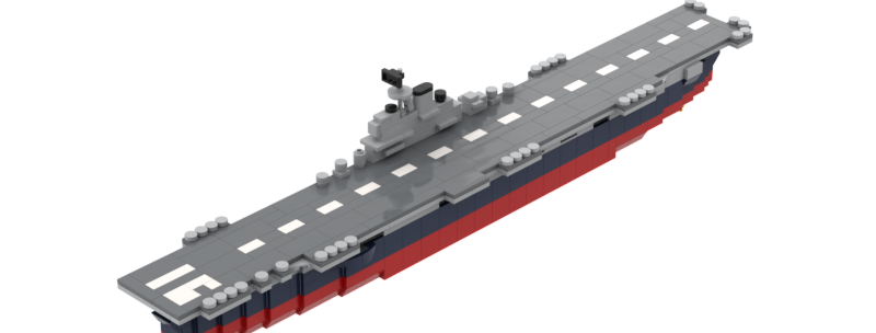 Warships USS Lexington Instructions